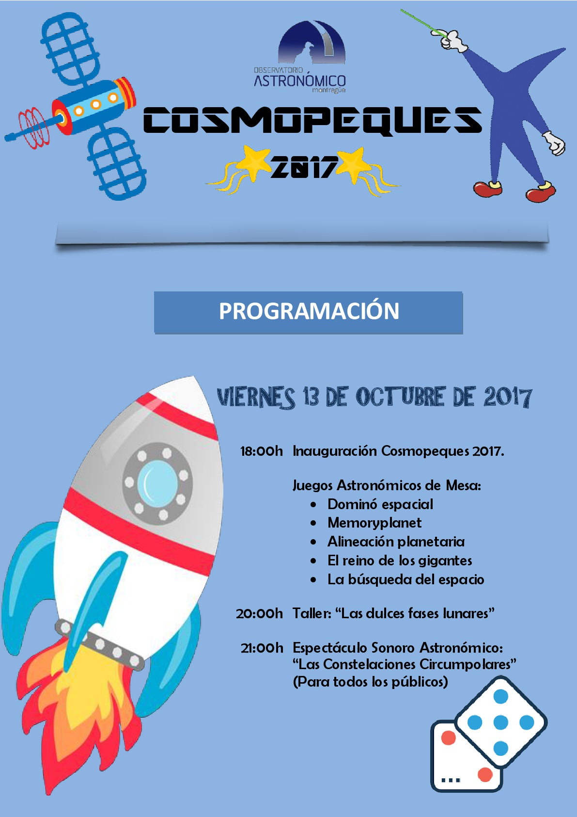 COSMOPEQUES 2017